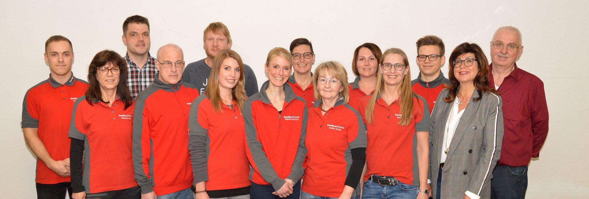 Das Team vom bauSpezi in Freystadt