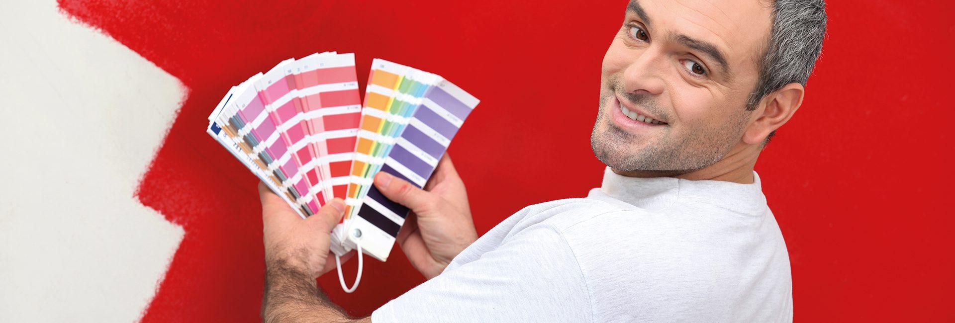 Die wundervolle Welt der Farben entdecken